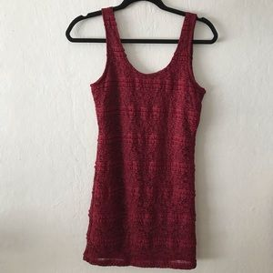 Forever 21 Lace Mini Dress